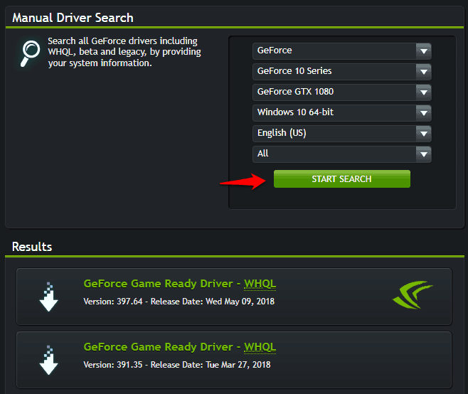 something went wrong try restarting geforce experience