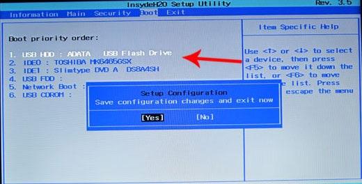 windows 10 password reset usb