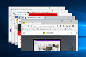 bring misplaced off-screen windows back to your desktop