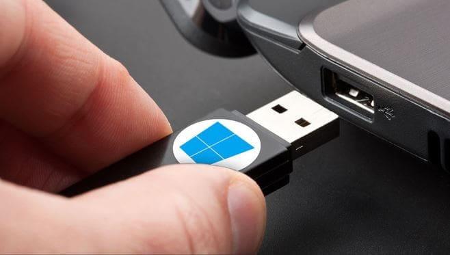 create windows 7 bootable usb drive
