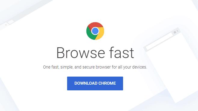 google chrome