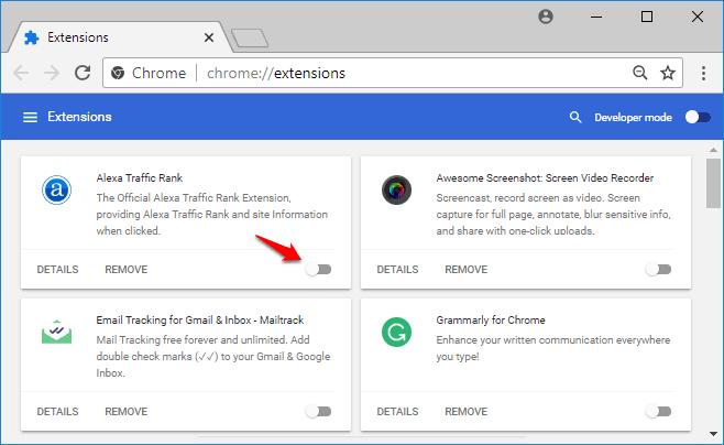 How to Fix Netflix Error Code M7121-1331-P7 in Windows 10