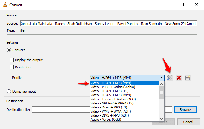 remove audio from videos