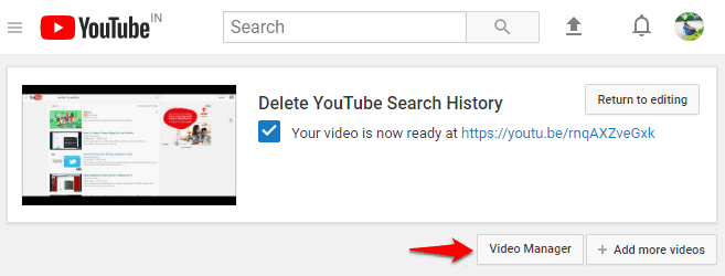 remove audio from youtube video
