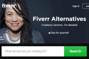 fiverr alternative