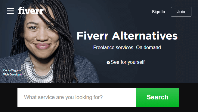 fiverr alternative