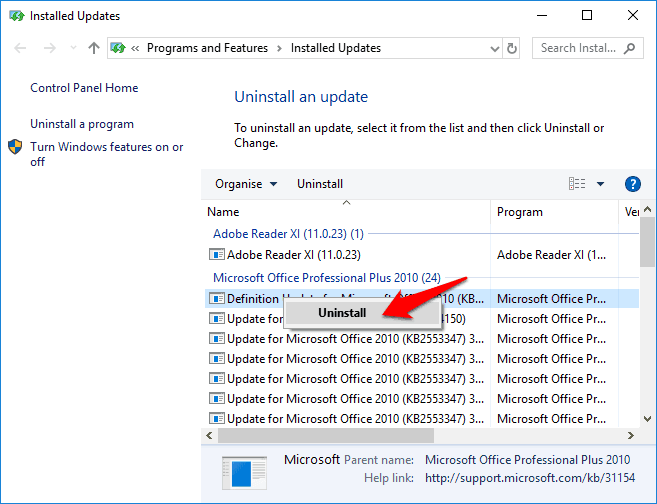 how to fix unknown hard error on windows 10