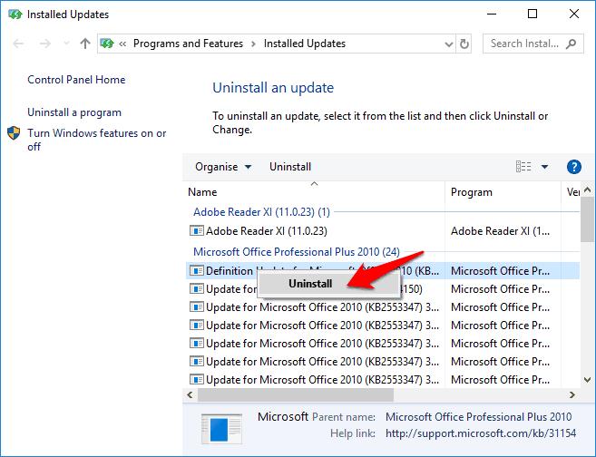 how to fix unknown hard error on windows 10