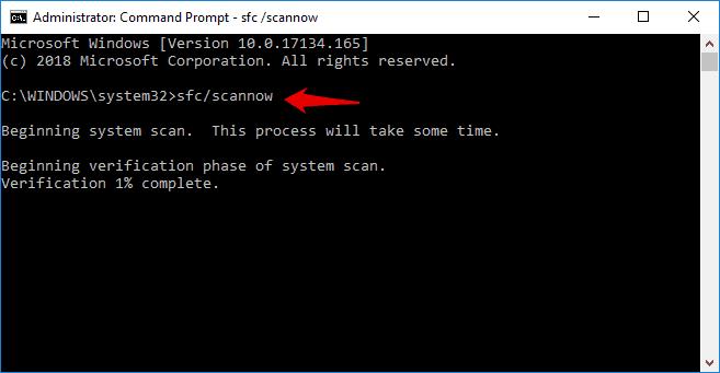 unknown hard error windows 10