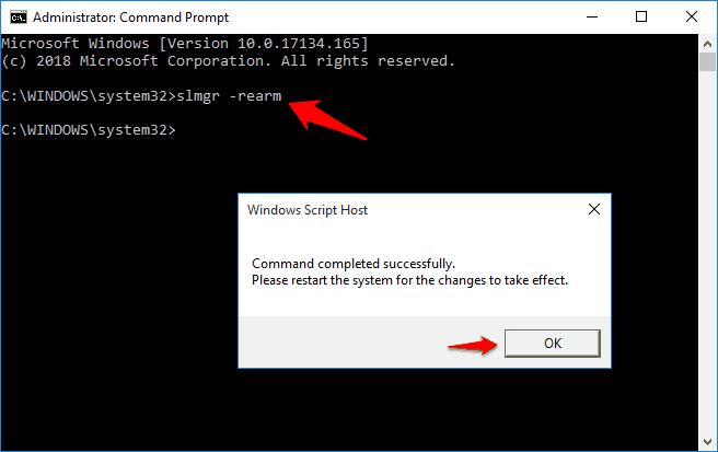 your windows license will expire soon windows 10