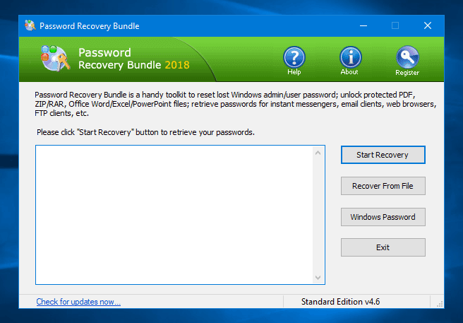 recover windows product key