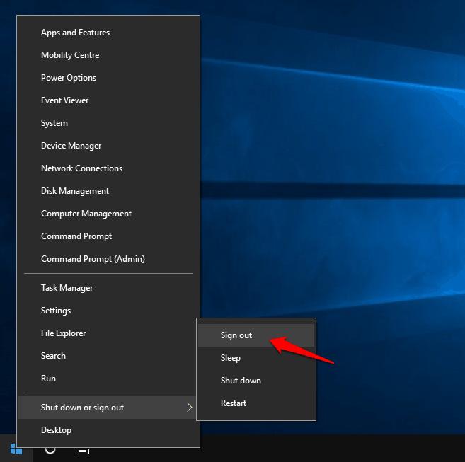 windows 10 task manager not responding