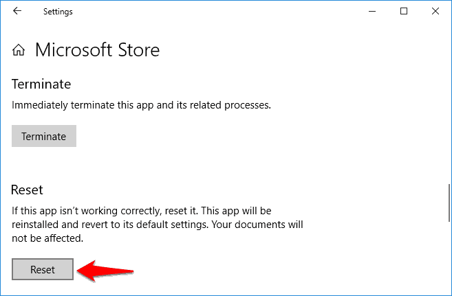how to reinstall windows store in windows 10
