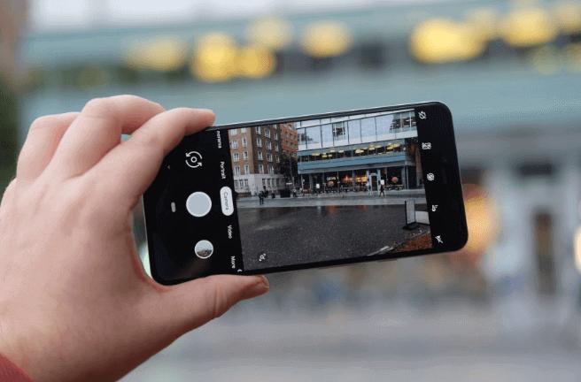change video resolution pixel 3