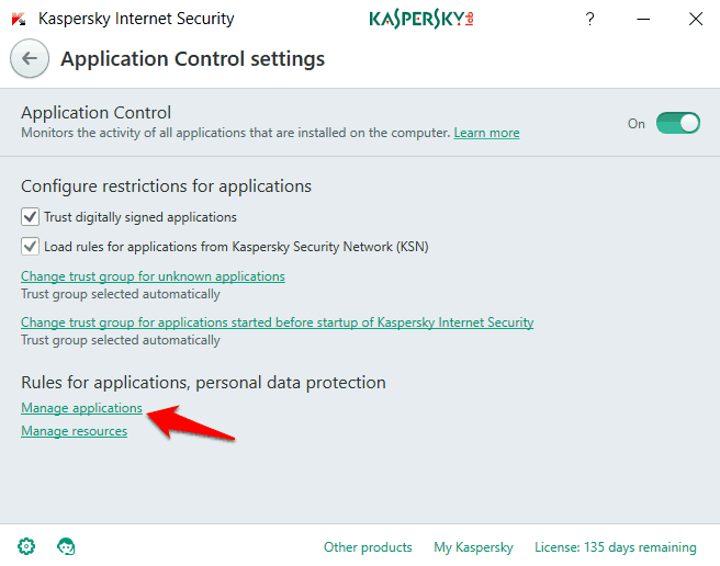 device census kaspersky