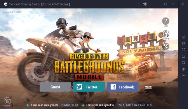 emulator for pubg mobile