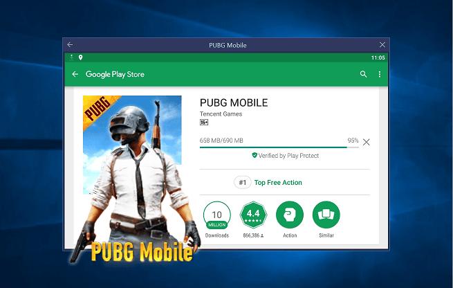 pubg mobile emulator