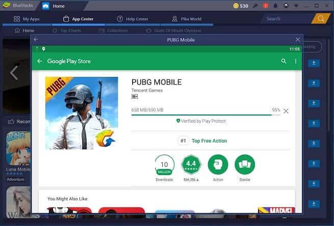 pubg mobile pc emulator