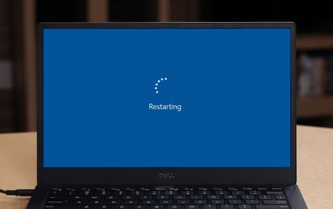 windows 10 restarts after shutdown
