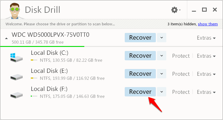 how to recover permanently deleted files