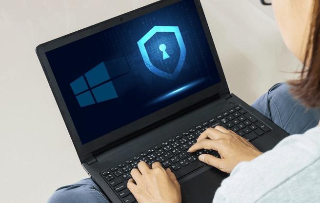 uninstall antivirus software windows 10