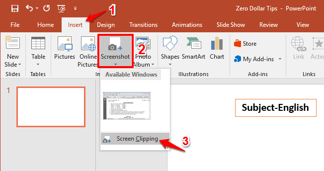 insert pdf into powerpoint without losing quality