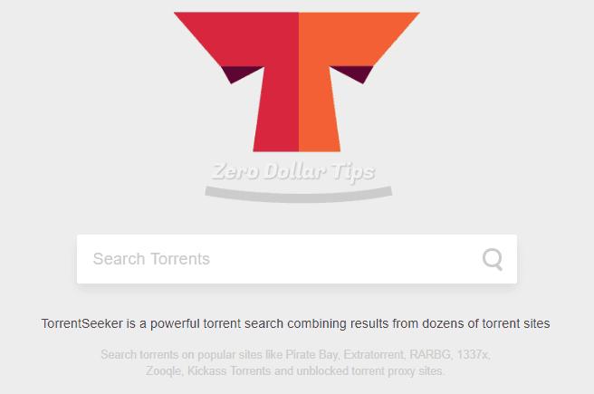 torrent seeker