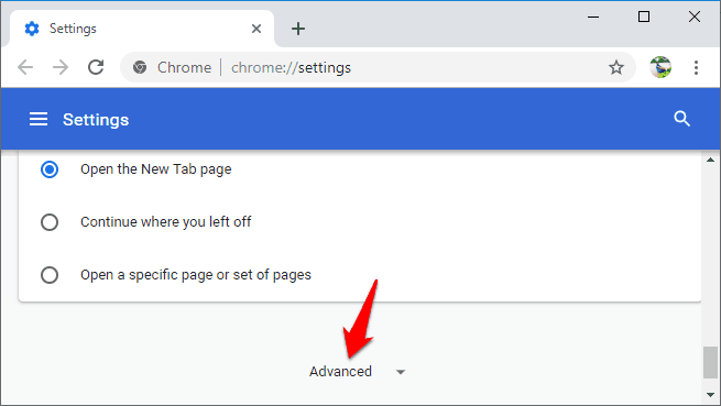auto clear chrome history