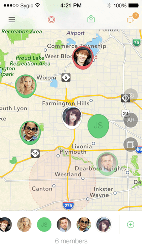 android family locator