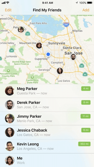 best family locator app