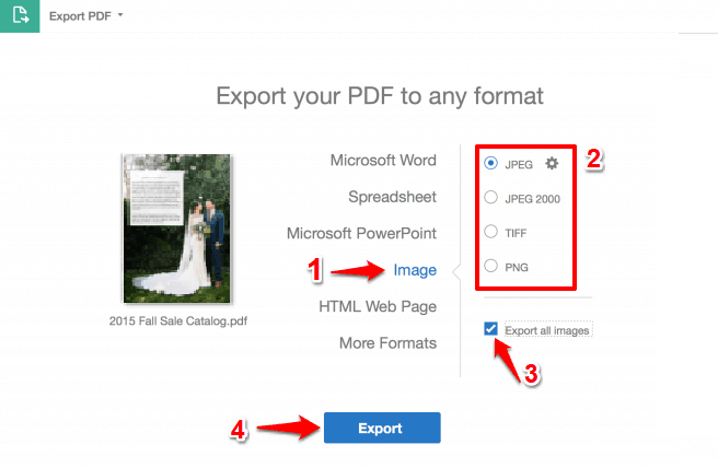 extract all images from pdf