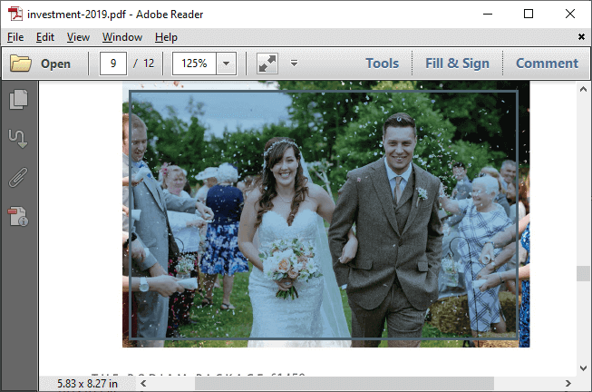 how to extract images from pdf files
