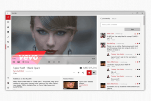youtube apps for windows 10