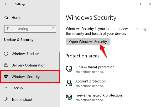 Fix This app has been blocked for your protection Windows 10