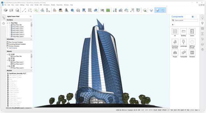 architectural design software for beginners