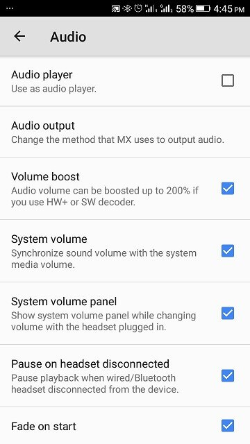 boost volume on android