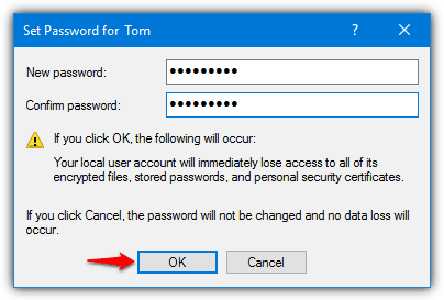 forgot windows 10 password