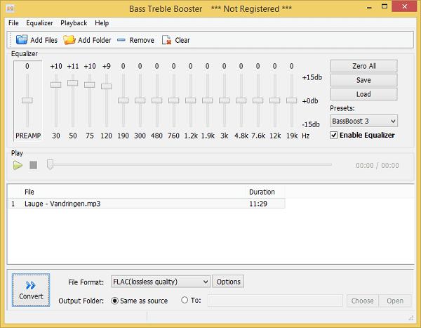 free equalizer for windows 10