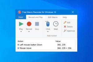 free macro recorder for windows 10