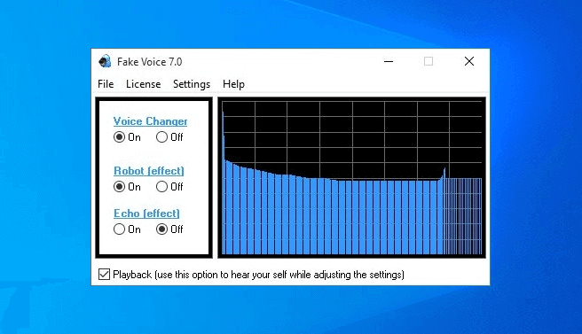 voice changer for windows 10