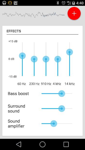 volume increaser app