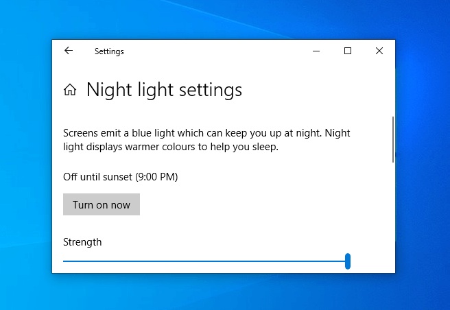 windows-10-night-light-not-working