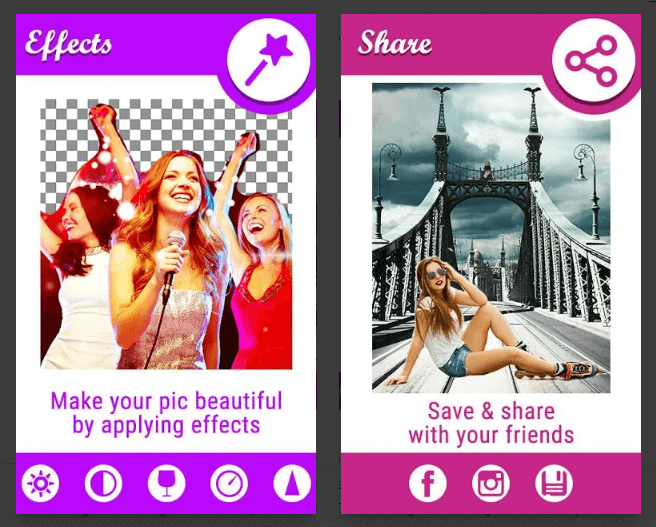 free photo background editor app