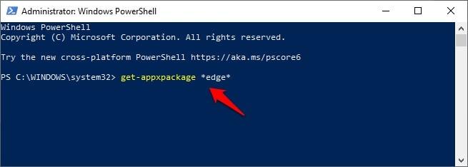 how to uninstall microsoft edge in windows 10