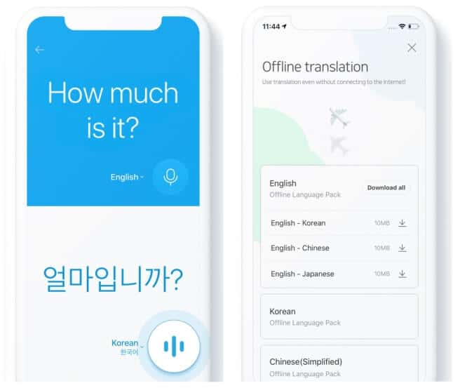language translator app for android