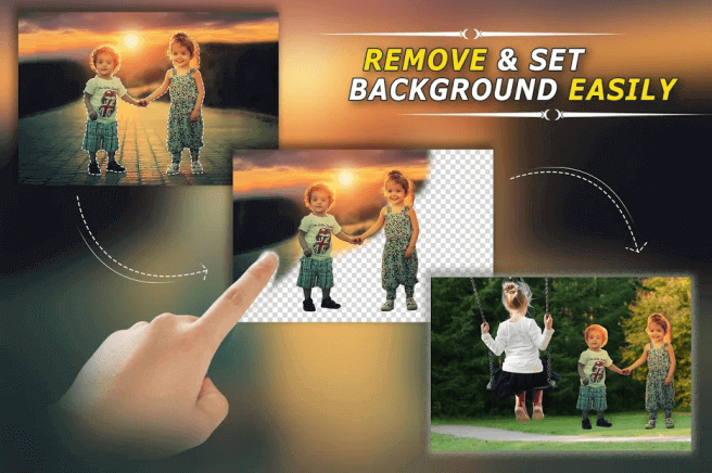 photo background changer apps for android