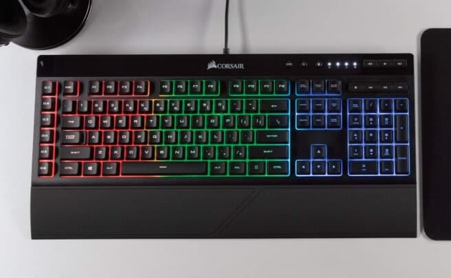 gaming keyboard for playstation 4