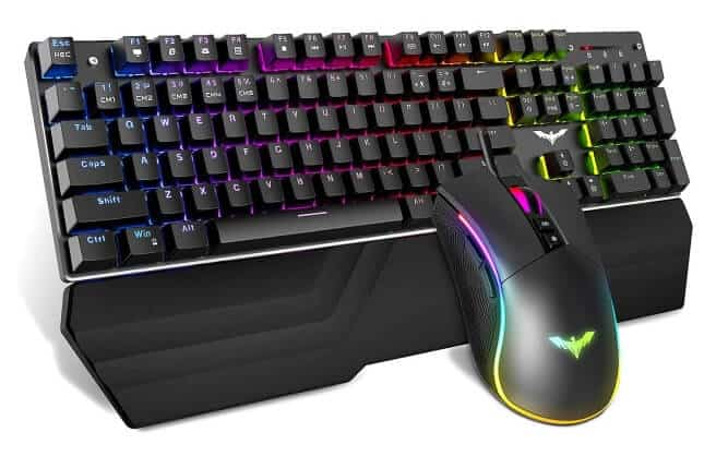 top gaming keyboards for ps4