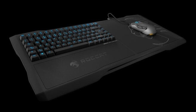 wireless gaming keyboard for ps4