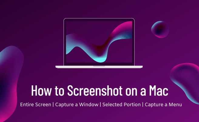 how to screenshot on a mac
